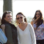 Girls on wine tour